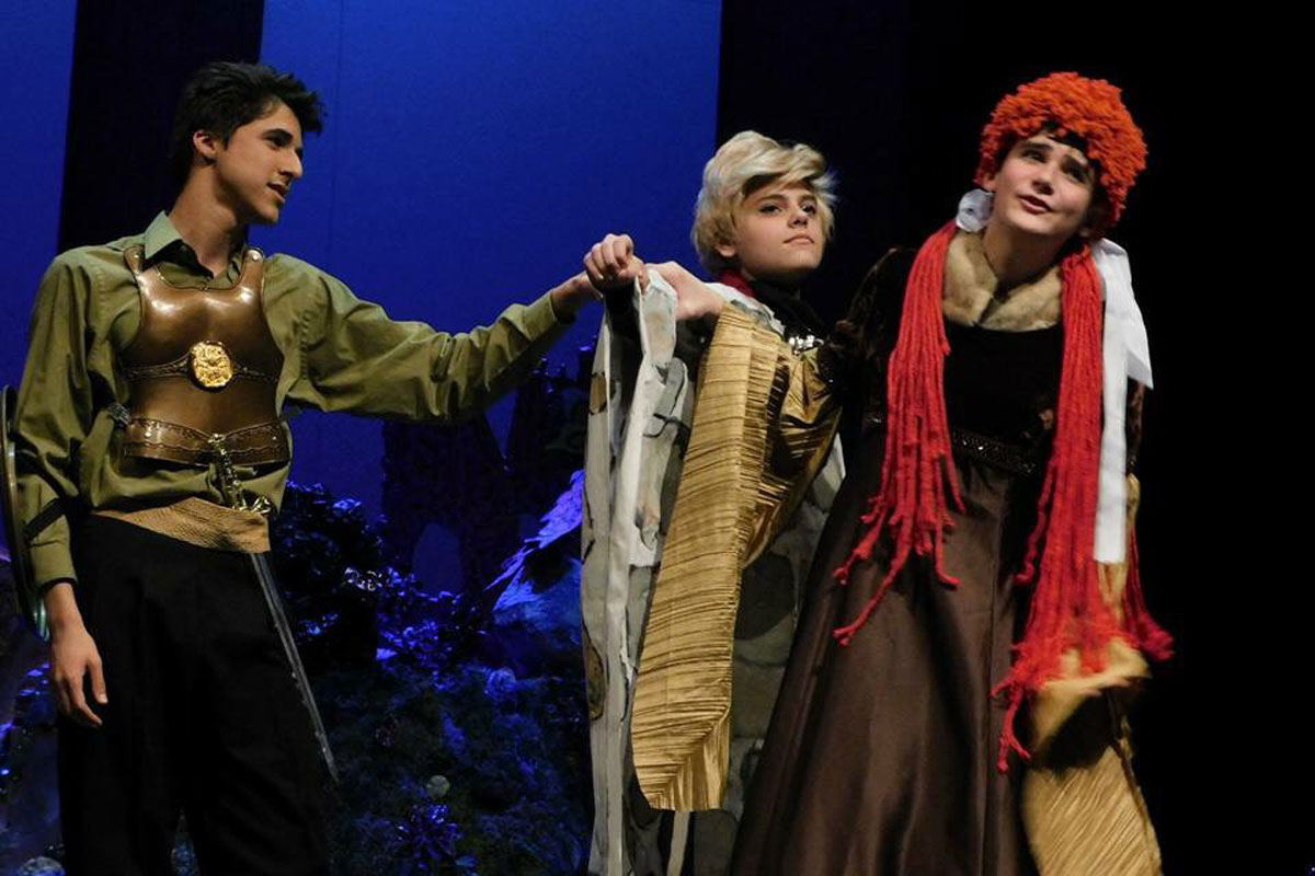 #1StudentNWI: Brickies Ring in Spring with Springfest and a Shakespearean Comedy