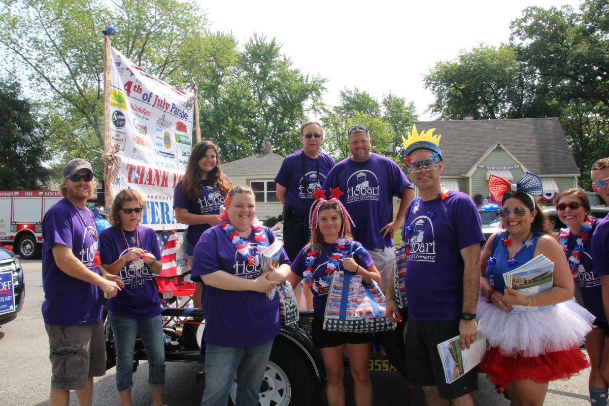 The City of Hobart Celebrates Independence and Unity with Annual Independence Day Parade