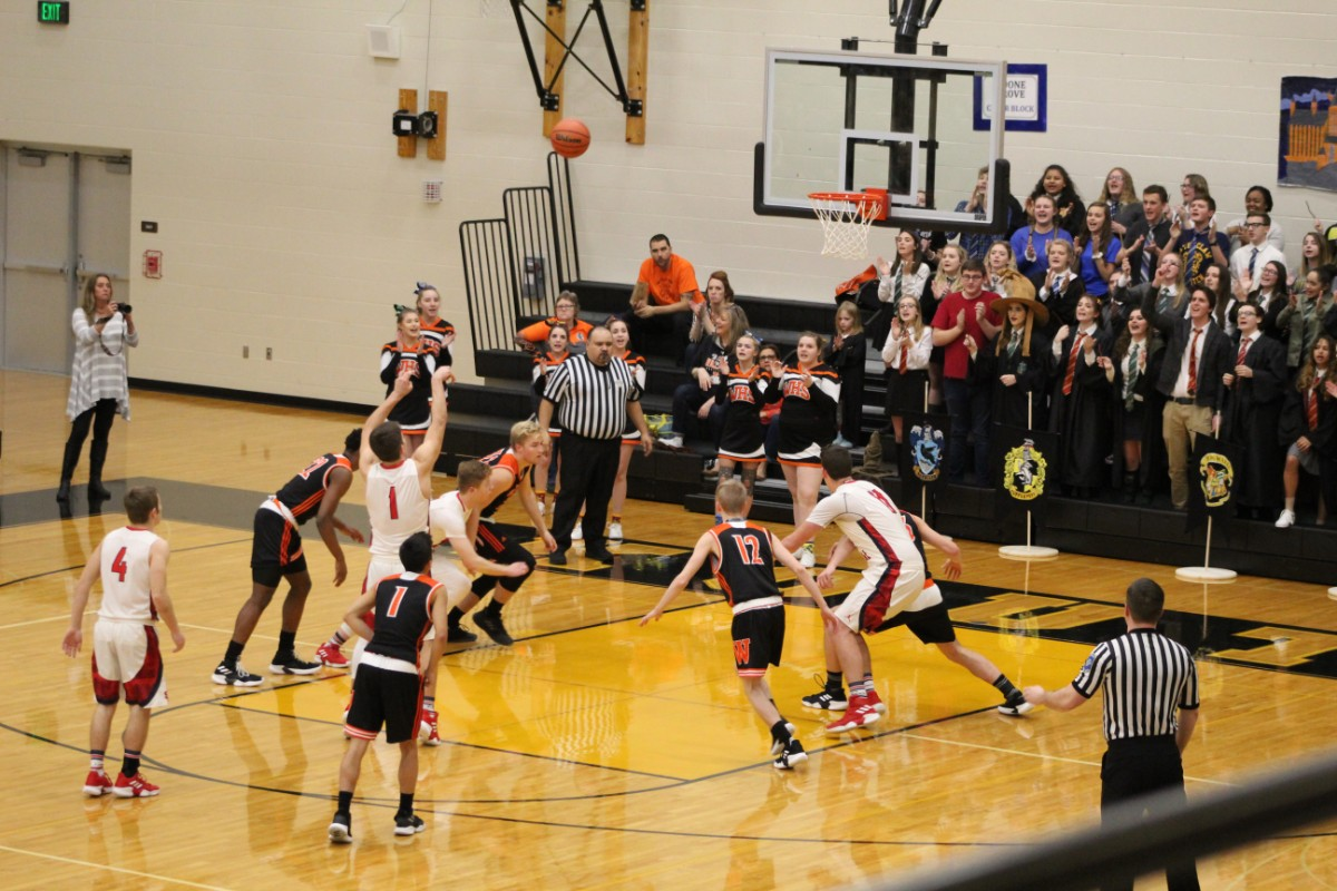 Hoosier Hysteria Hits Kouts as the Porter County Conference Tourney Begins