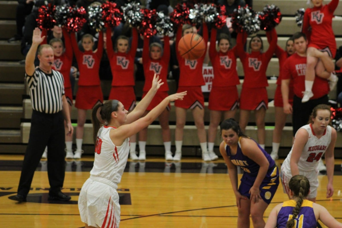 Community Shows Support for Teams at the IHSAA Girls Basketball Sectionals