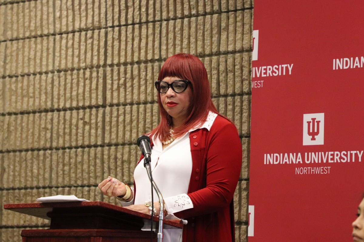 Indiana University Northwest Hosts 2018 Chancellor's Commission for Community Engagement