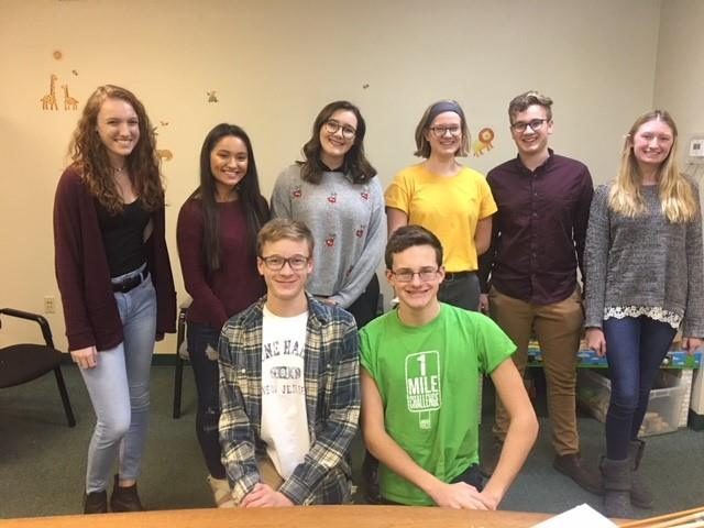 Jacob's Ladder Junior Board Provides Area Teens with Volunteer Opportunity