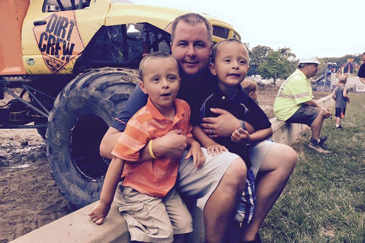 A Northwest Indiana Life in the Spotlight: Kevin Zwiers