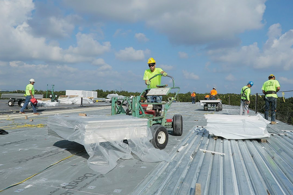 Korellis Roofing Raises Workplace Standards Along with Roofs