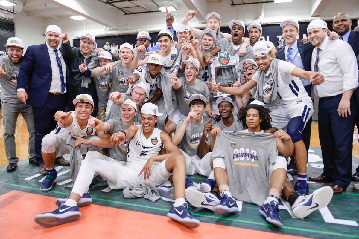 #1StudentNWI: La Lumiere and the Light of Champions