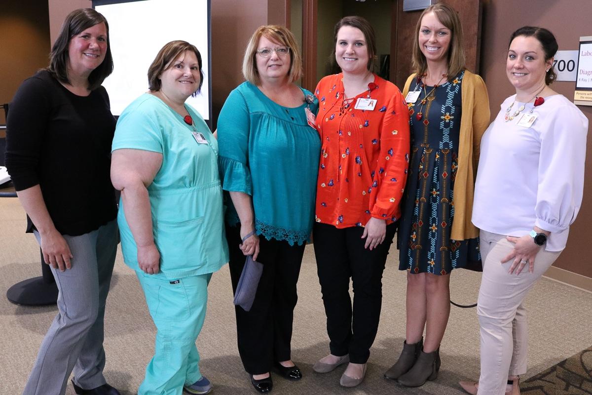Community, providers show appreciation at La Porte Hospital LifeWorks campus social