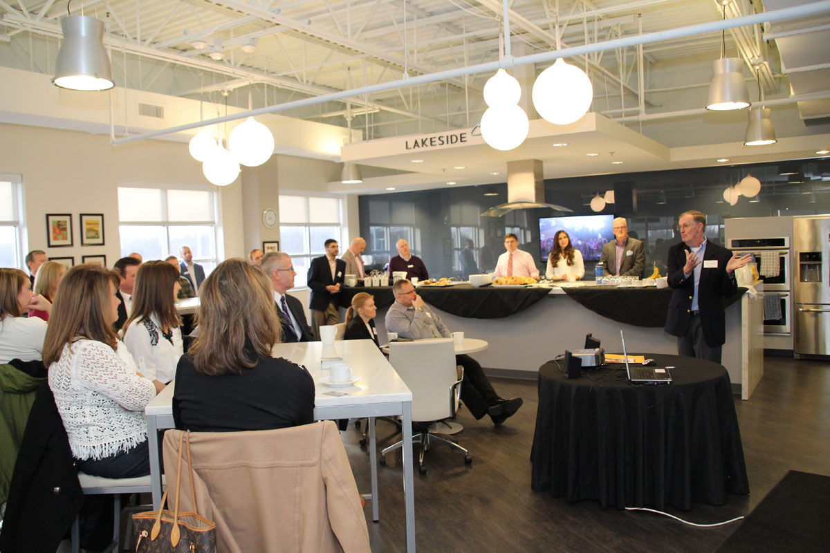 Lakeside Wealth Management Brings Together Non-profits for the 3rd Annual Non-Profit Community Breakfast