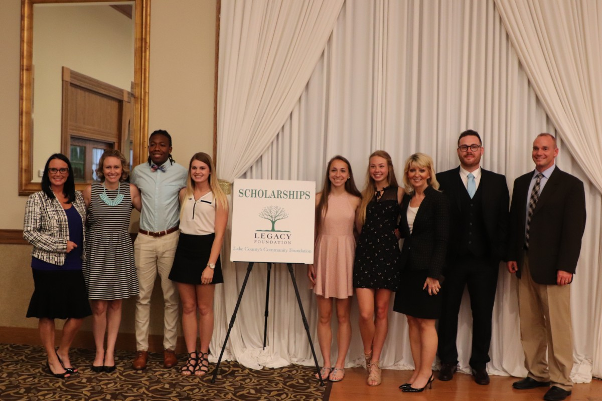 Future Leaders are Recognized at 2018 Legacy Foundation Scholarship Awards Banquet