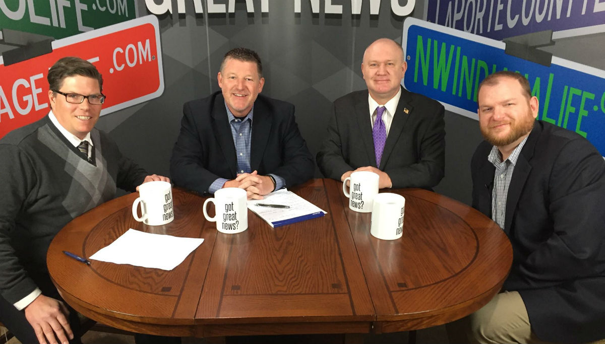 Ideas in Motion Media Roundtable Showcases Successes Taking Place in Michigan City
