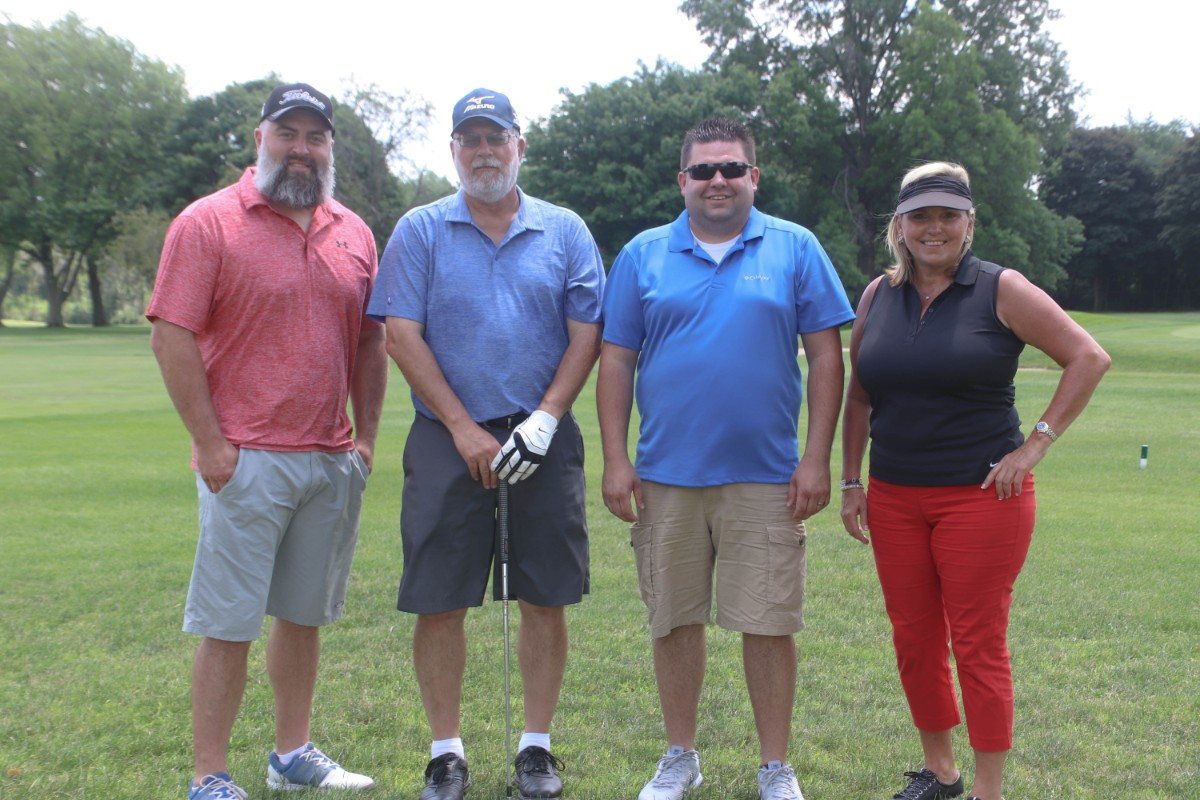 Methodist Hospitals Foundation's Eighth Annual Golf Outing Takes A Swing At Raising Funds For the Northwest Indiana Orthopedic and Spine Center