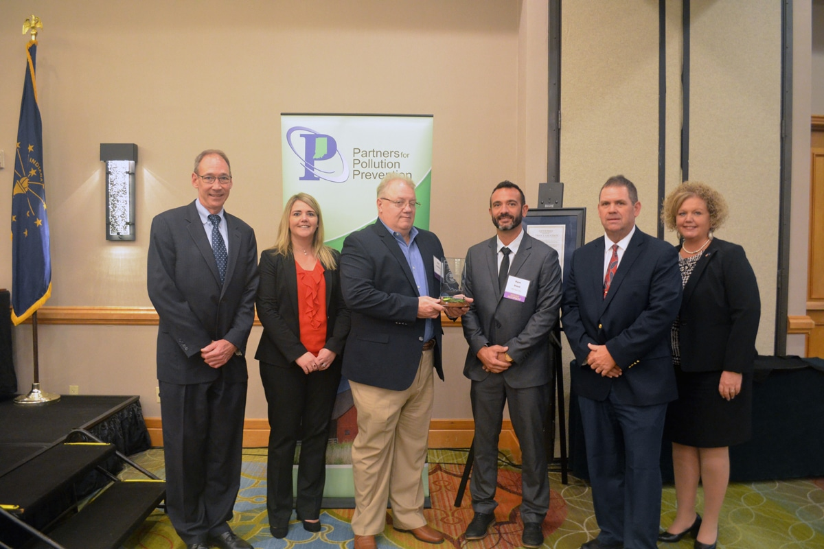 Michigan City Area Schools Renewable Energy Project Honored with 2018 Governor's Award