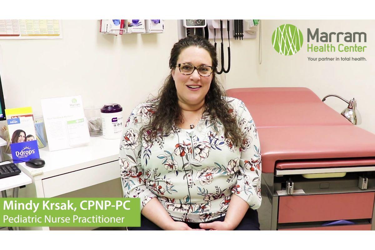 Marram Health Center Employee Spotlight: Mindy Krsak