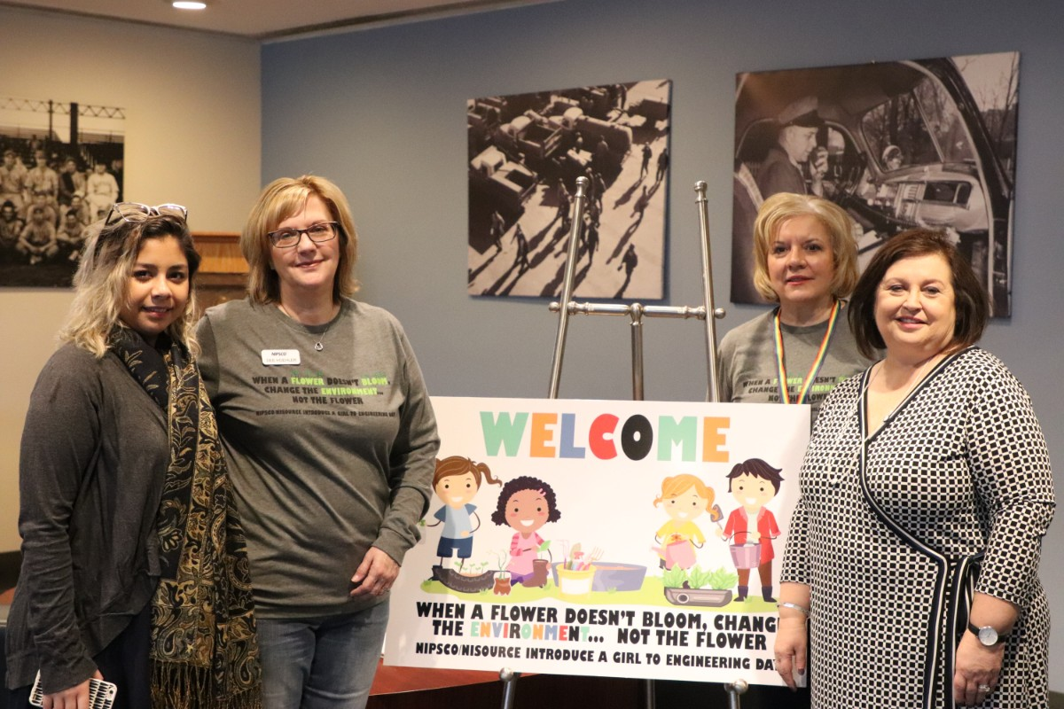 NIPSCO Partners with Girl Scouts to Promote Women in Engineering