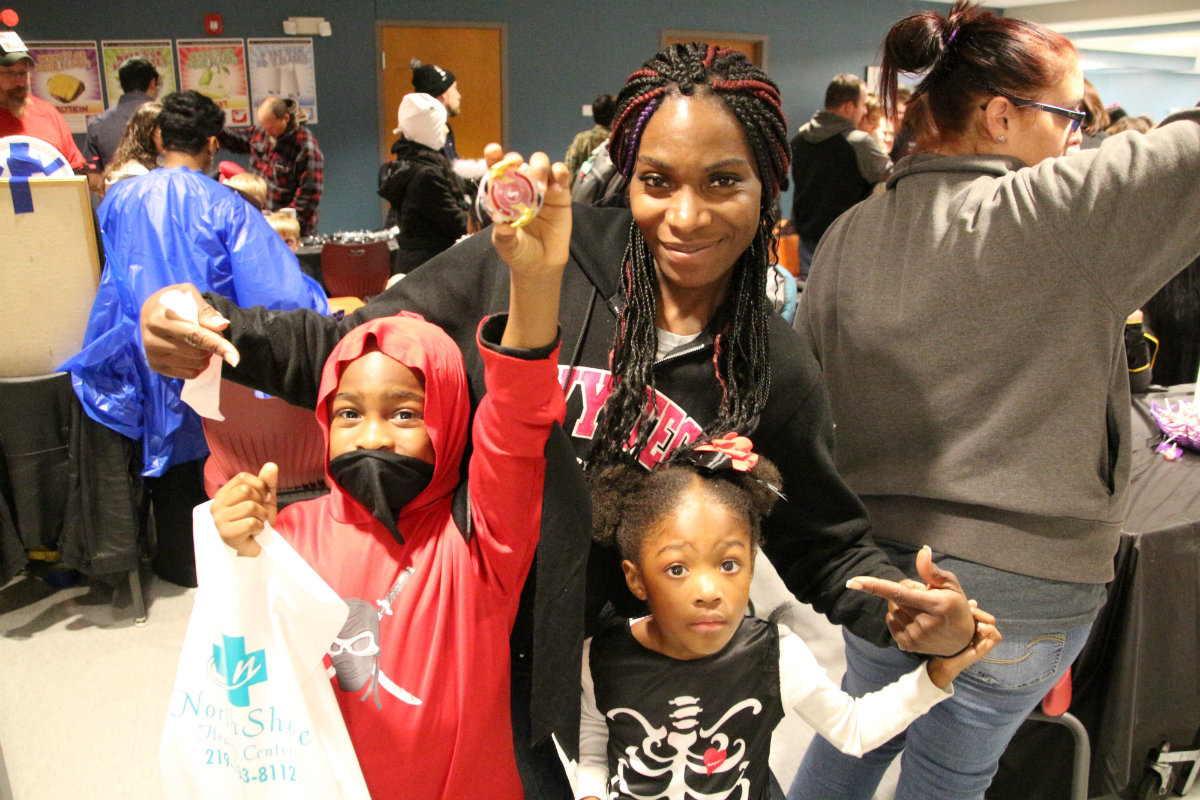 NorthShore Health Centers Provide Candy and Resources at 2nd Annual Trunk or Treat