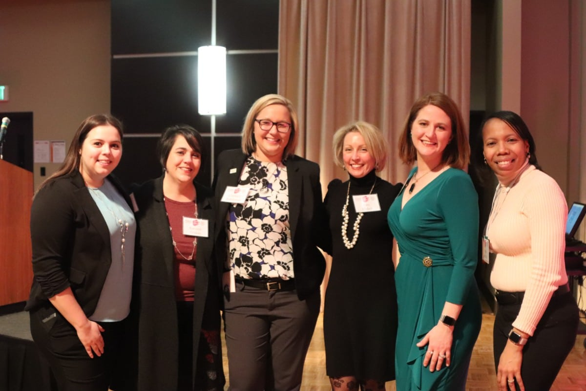 Purdue University Northwest celebrates Women's History Month with networking event