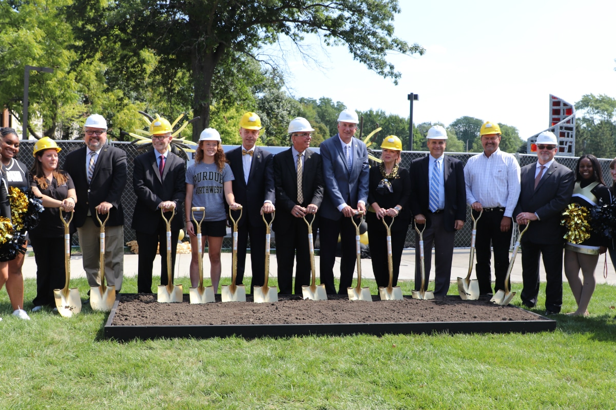 PNW Breaks Ground on Bioscience Innovation Building, Projects Opening for 2020