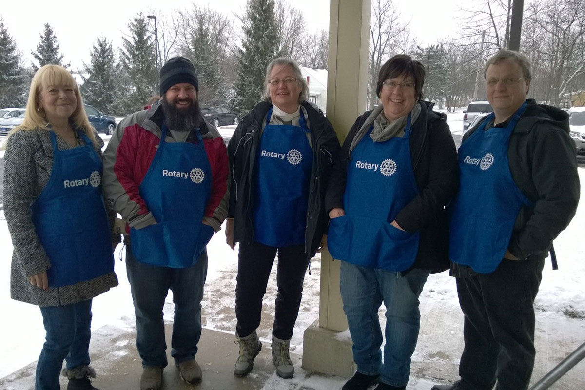Portage Rotary Club Celebrates Year of Service to the Community