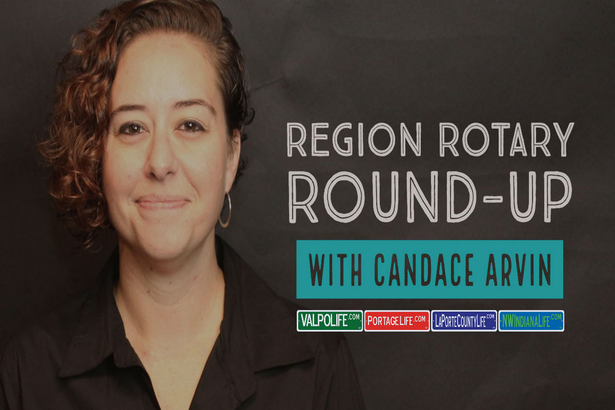 Candace's Region Rotary Round Up:Summer Events