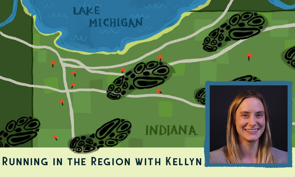 Running The Region with Kellyn: Jarry Ashmore