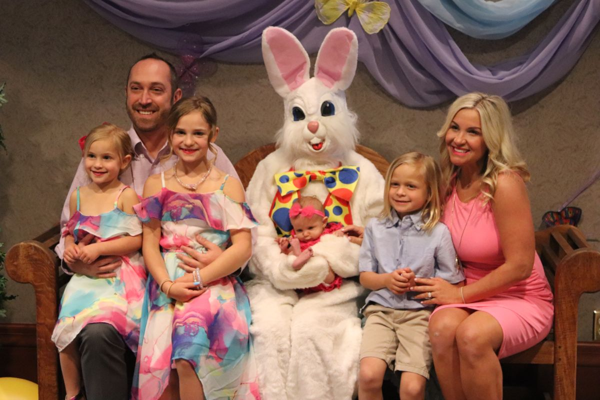 Sand Creek Country Club welcomes families and friends to beloved Easter brunch