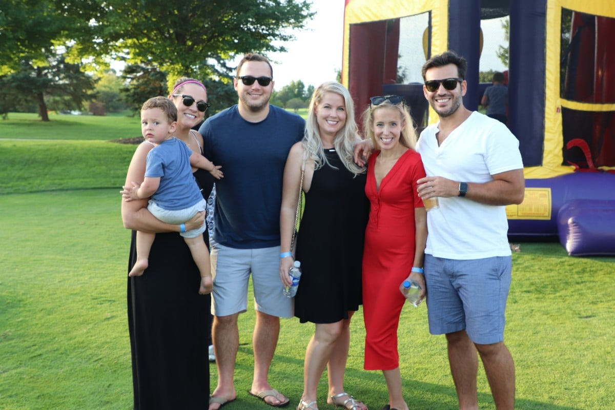 Sand Creek Country Club Celebrates the End of Summer and Community at Annual Labor Day Party