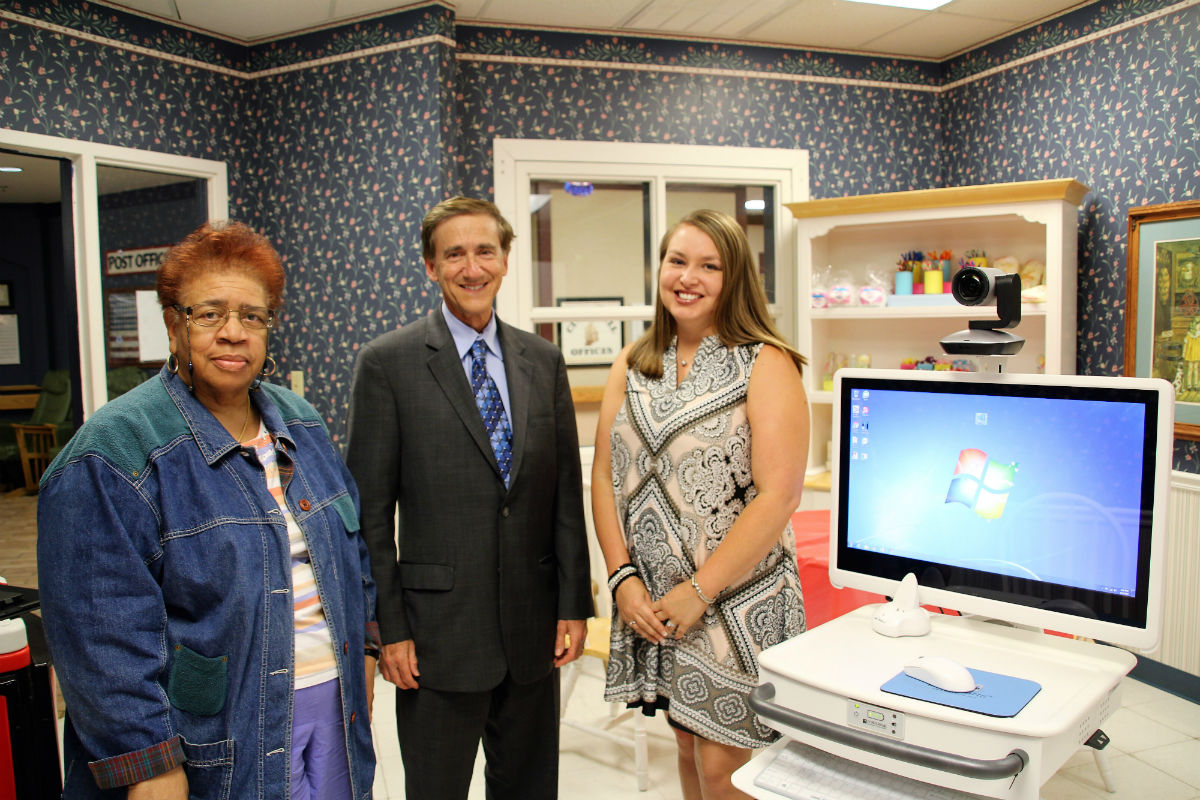Sebo's Nursing and Rehabilitation Center, Maxwell Telecare Roll Out New Telemedicine Service for Doctors, Patients, and Families