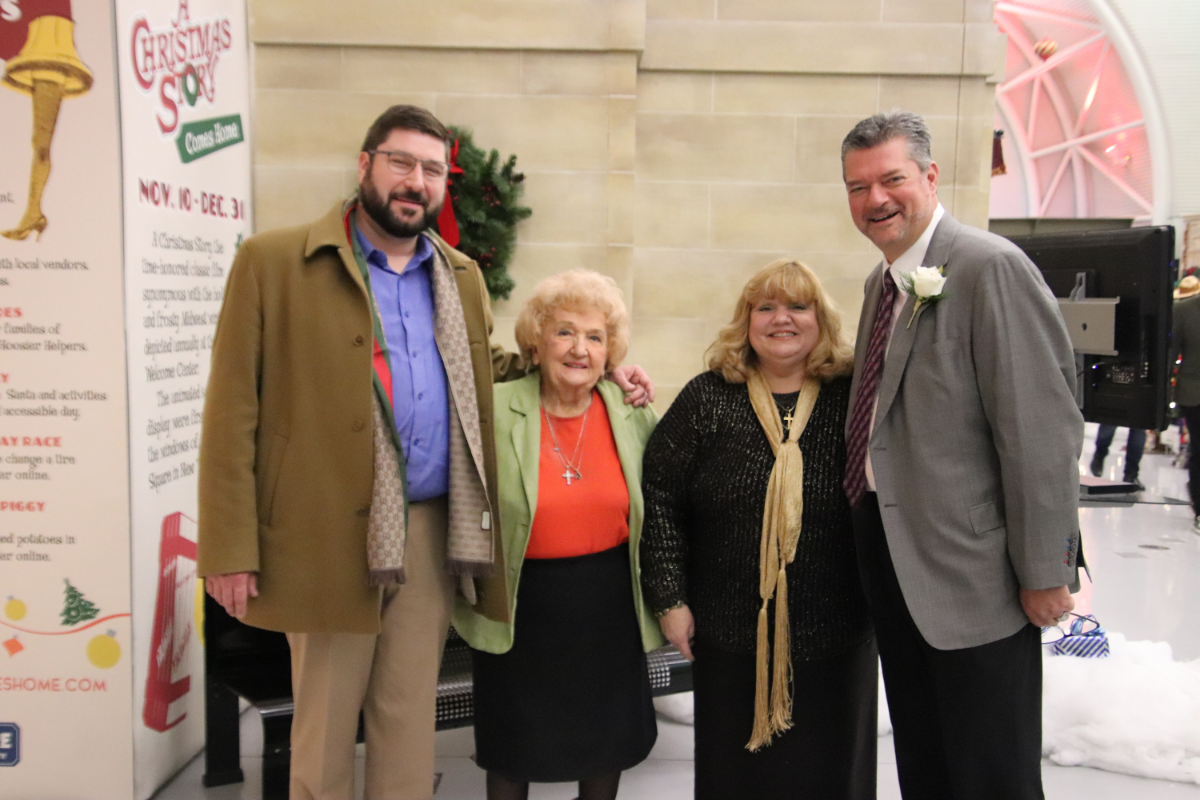 South Shore CVA Celebrates with Region Partners at Annual Holiday Party and Awards Night