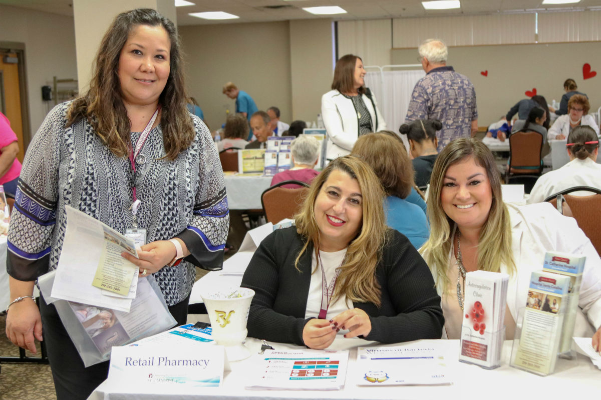 St. Catherine Hospital Celebrates 90 Years in East Chicago With Public Health Fair