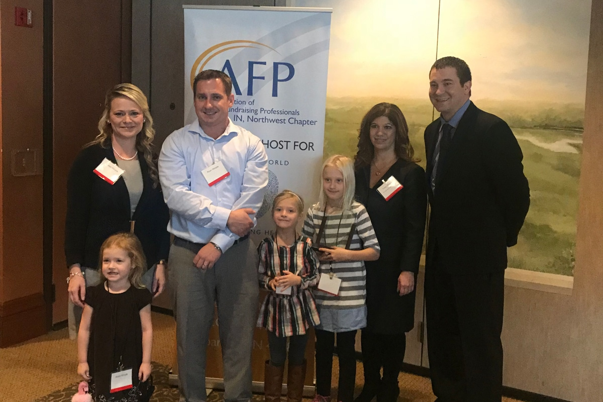 St. Jude House Nominee Wins Young Philanthropist Award