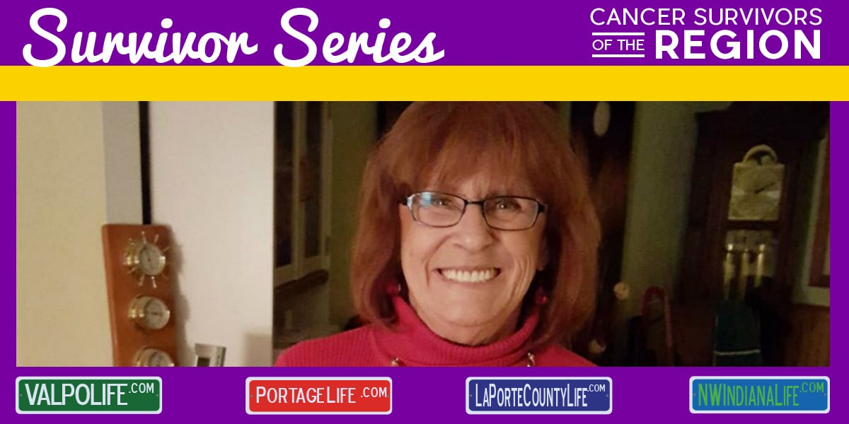 Cancer Survivor Series: Sandy McDade