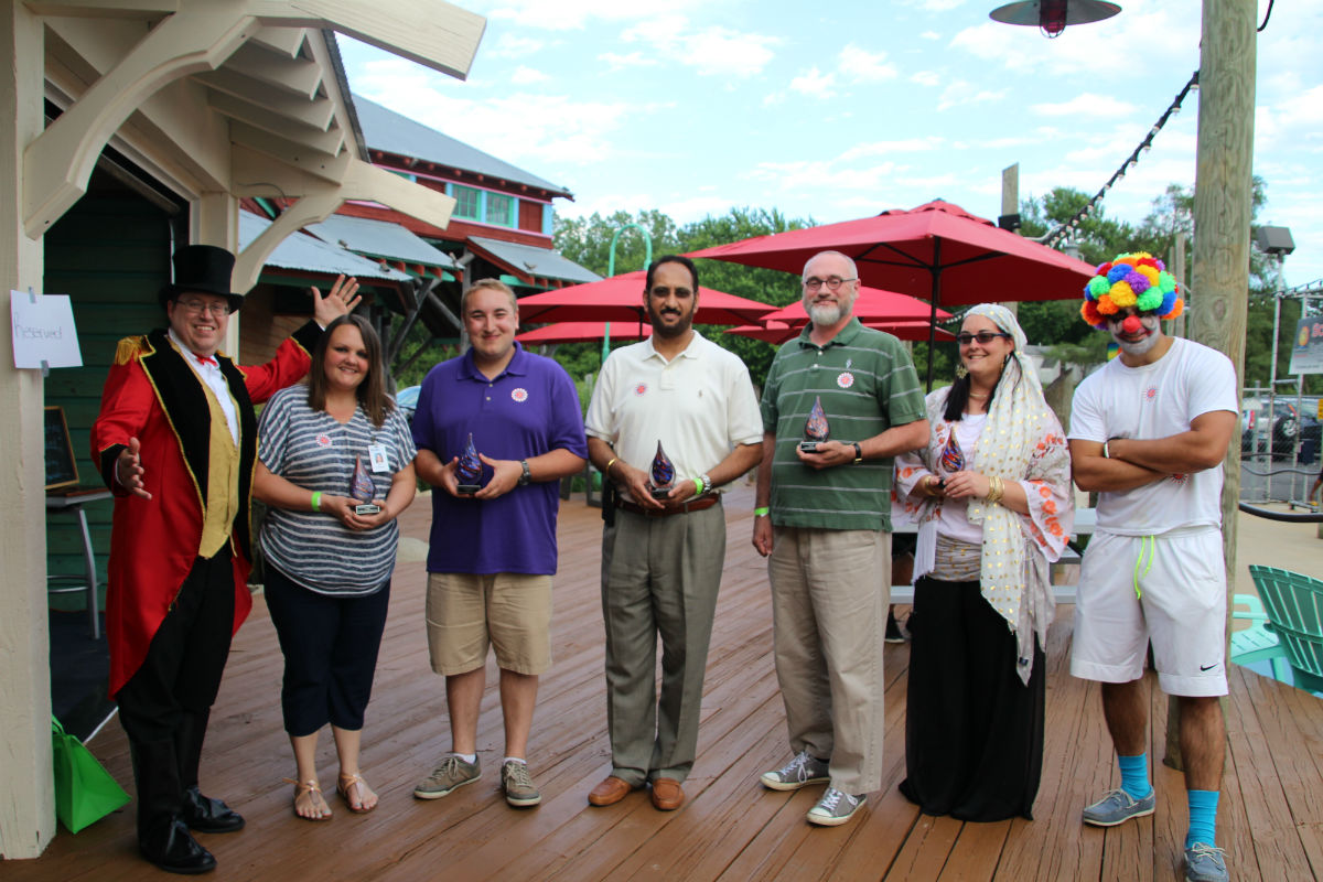 A Night at the Circus: The Tobacco Education and Prevention Coalition Host Volunteer Appreciation Awards