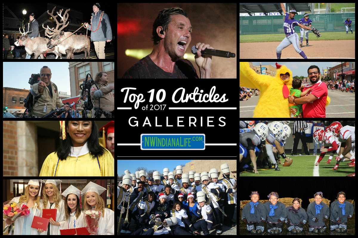Top 10 Photo Galleries on NWIndianaLife in 2017
