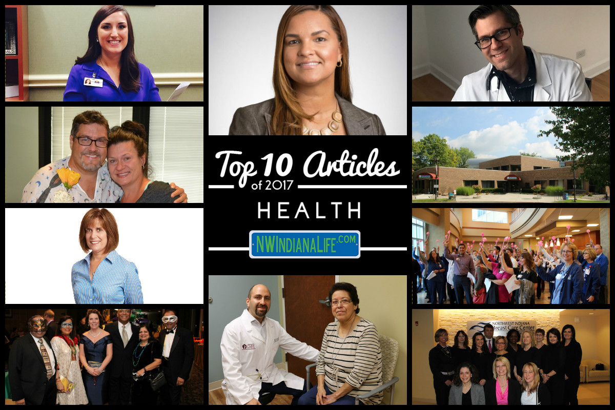 Top 10 Health Articles on NWIndianaLife for 2017