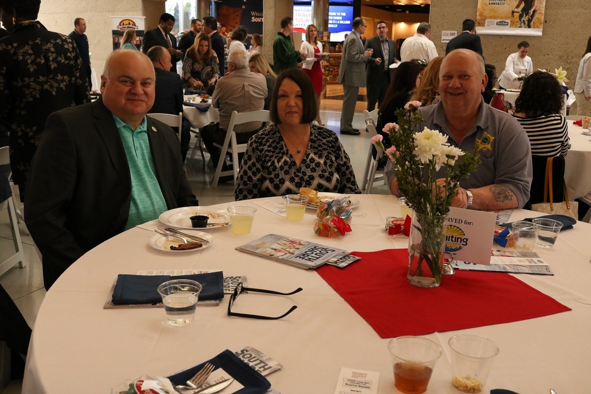 Annual Tourism Luncheon celebrates tourism marketing's economic impacts
