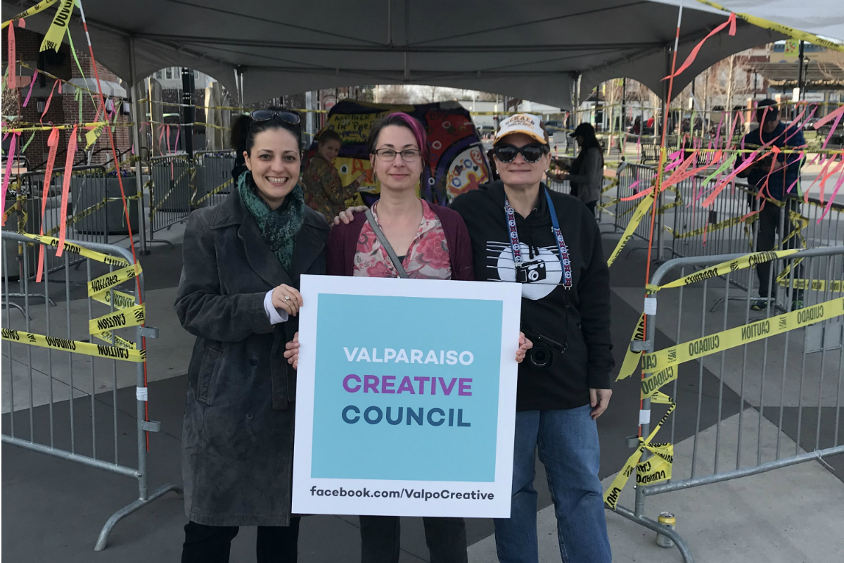 Valparaiso Creative Council Sets Sights on Downtown for Artistic Innovations