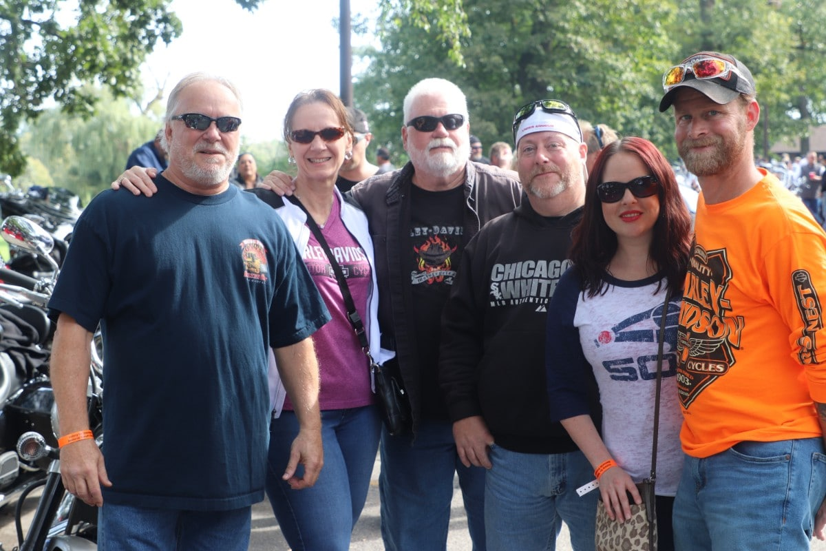 North Township Trustee Frank J. Mrvan Host 19th Annual Victory for Veterans Memorial Ride to Honor Veterans