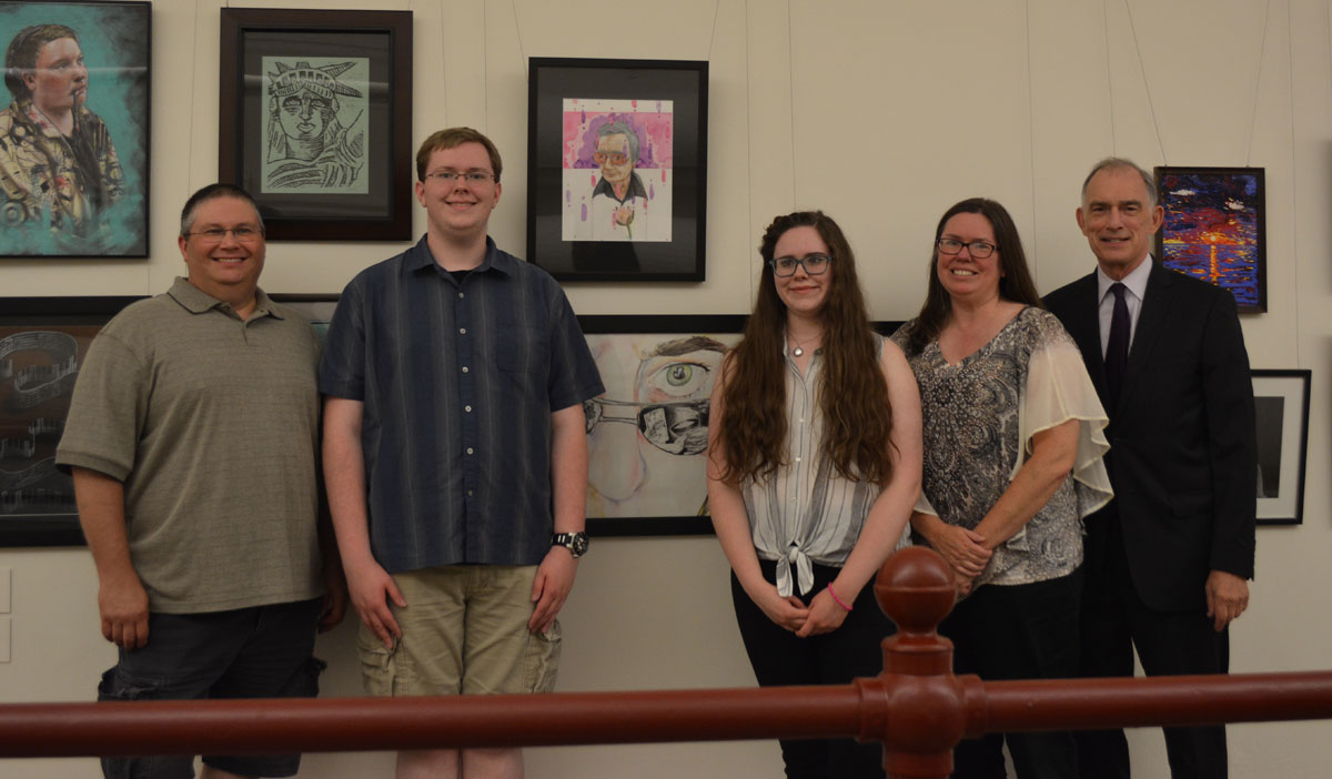 Visclosky Announces Winners of the 2017 Congressional Art Competition
