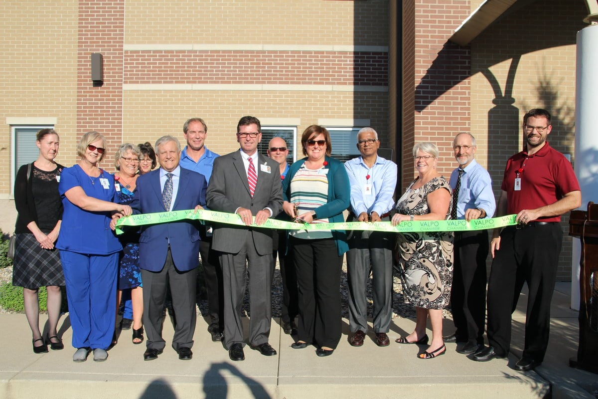 Workforce Health Ribbon Cutting Celebrates Benefits to Accompany Their Redesign