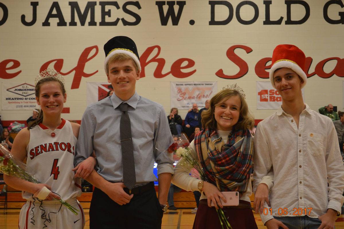 #1StudentNWI: Washington Township's Homecoming