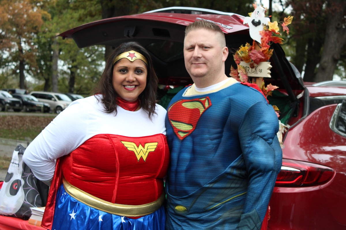 Frank J. Mrvan North Township Trustee Gives Families Their Own Trick or Treat Experience at First Annual Halloween Spooktacular