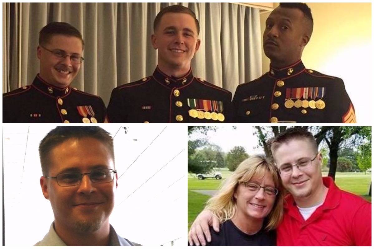 From the Marine Corps to a Career in Sales at Sauers Buick GMC. Meet Brent Renz