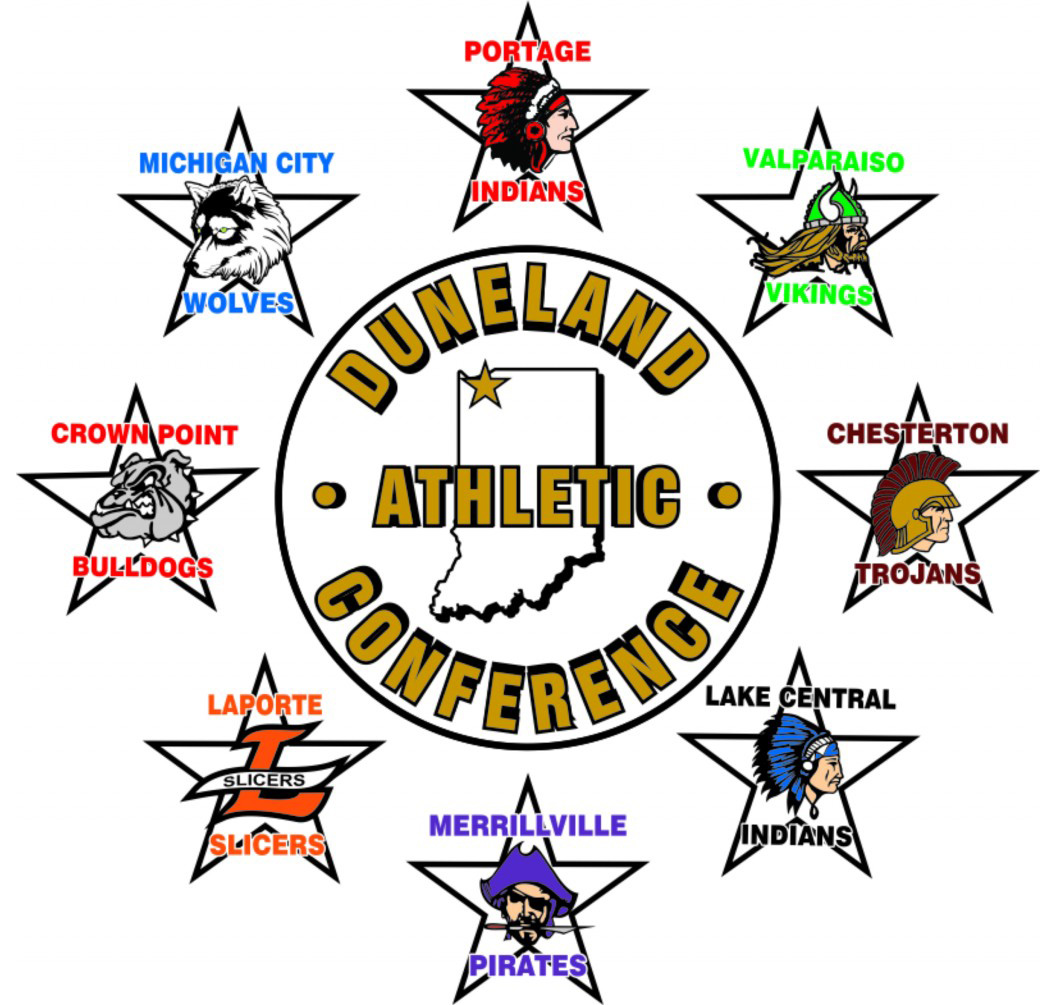 Chesterton Tops All-DAC Conference Team as Trojans' Jewison, Ellenwood-Whalen Combo Named MVPs