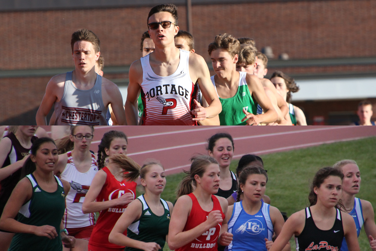 Spring 2017 Duneland Athletic Conference Boys & Girls All-Conference Track & Field Teams, MVPs Named