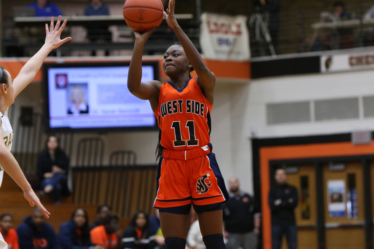 Gary West Side's Evans Among 2017 IndyStar Indiana Girls All-Stars