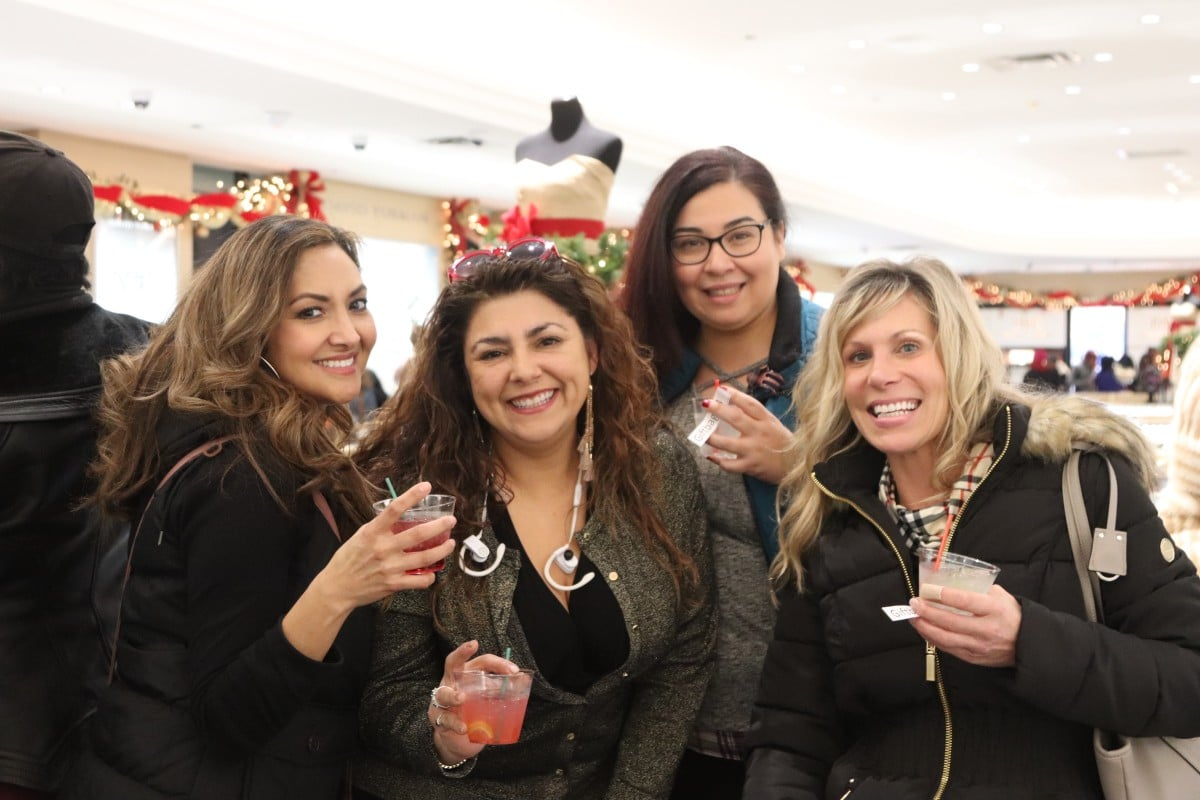 "Albert's Diamond Jewelers Kicked Off the Holiday Season with Their 16th Annual ""Ladies Night"""
