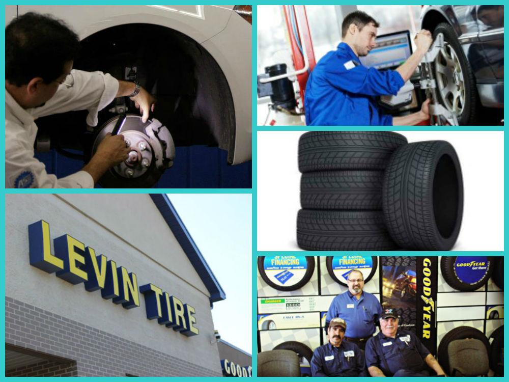 Levin Tire & Service Center's Spring Maintenance Checklist