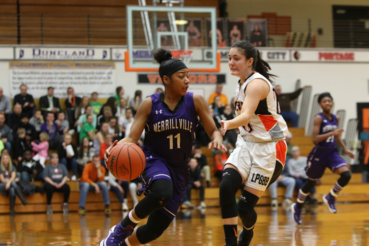 Duneland Athletic Conference 2016-17 All-Conference Girls Basketball Team