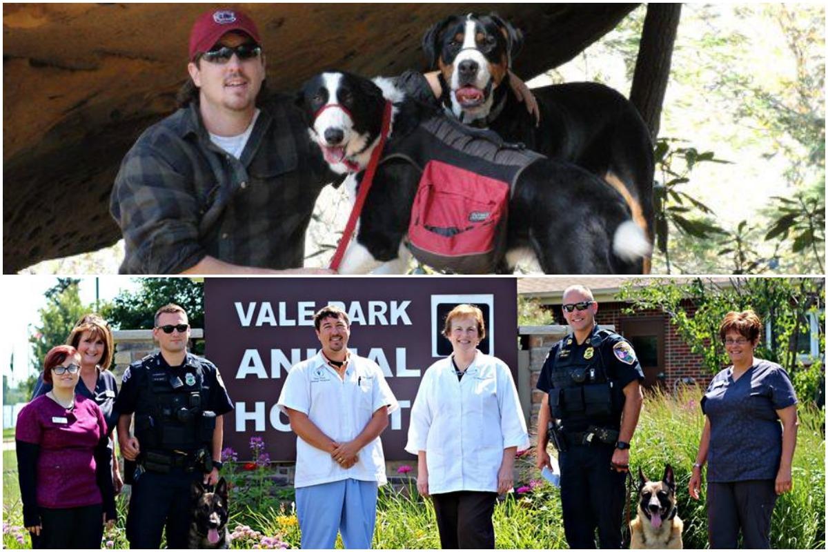Spotlight on Vale Park Animal Hospital's Dr. Brent Lakia