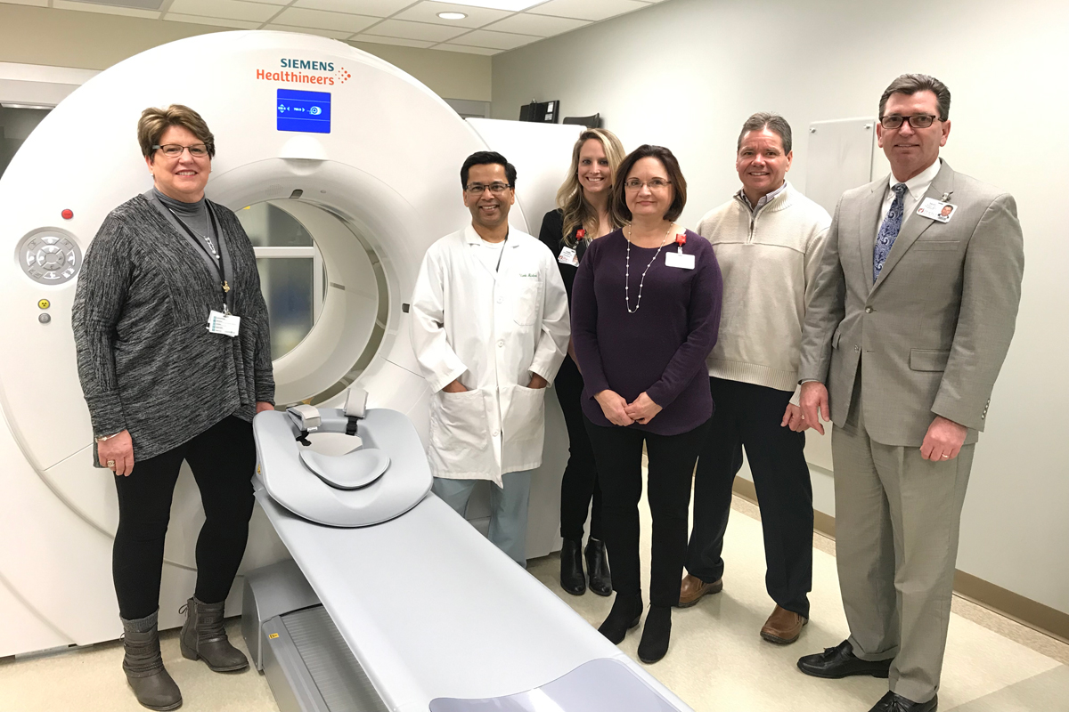 Porter Regional Hospital Unveils New Installment of  PET/CT Scan Technology