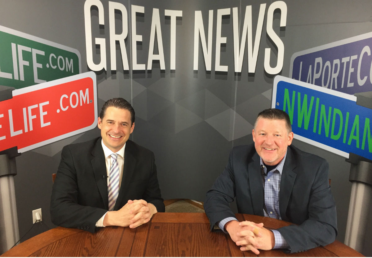 NWI Great News Show: Rep. Scott Pelath On Michigan City and Leaders Working Together to Grow the Future for NWI